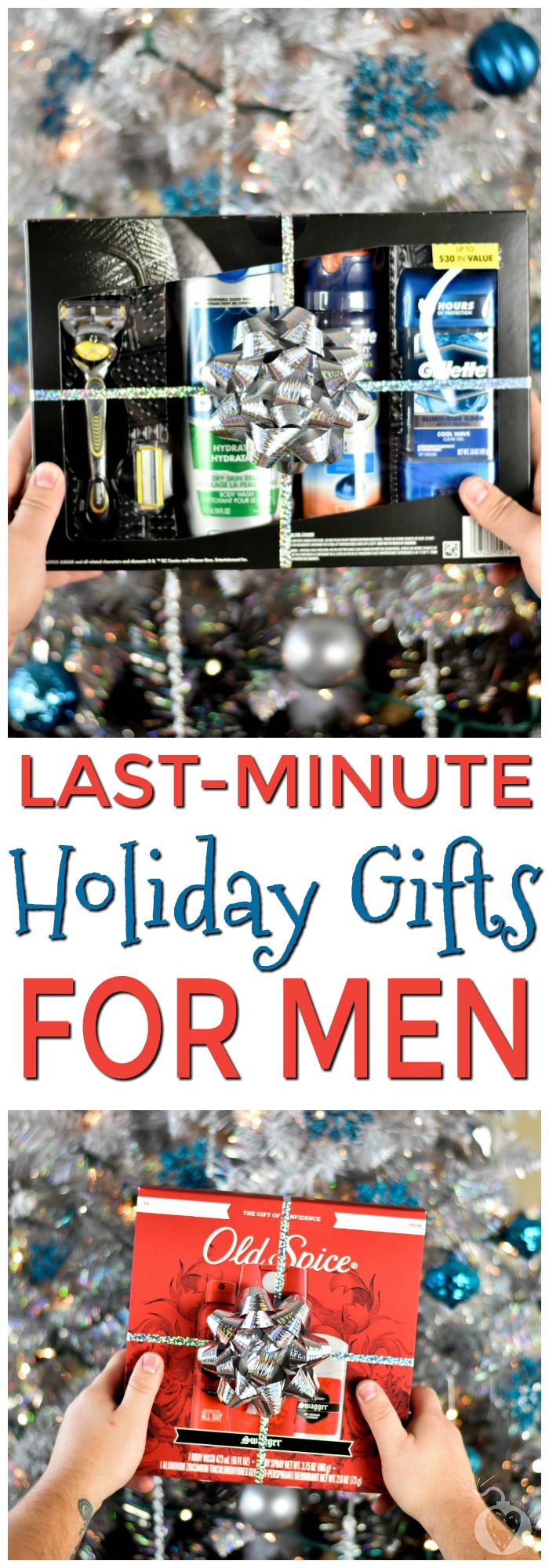 Last Minute Birthday Gift Ideas For Him  Last Minute Gift Ideas for Men
