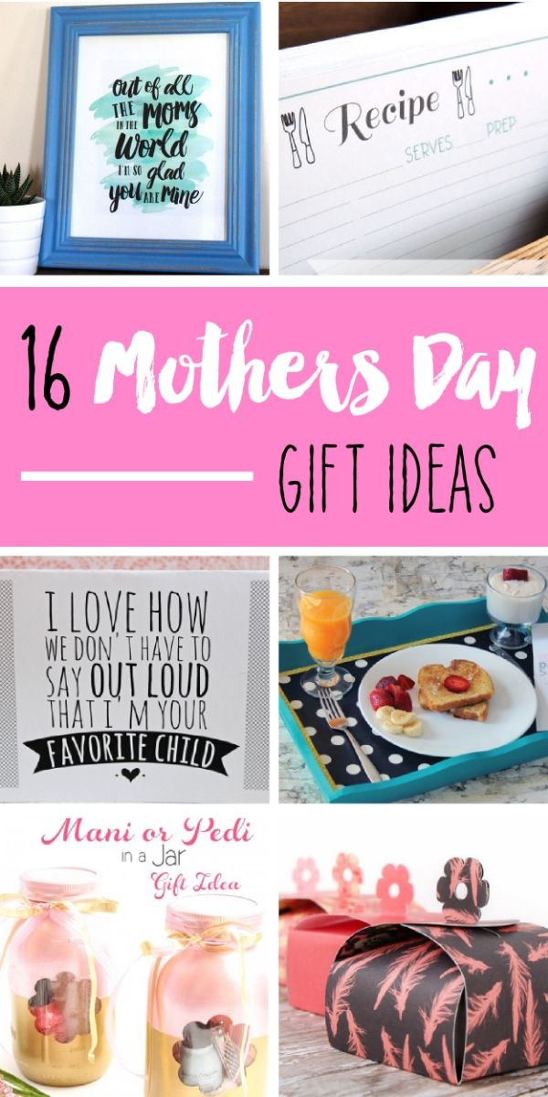 Last Minute Birthday Gifts For Mom  16 Mother s Day Gift Ideas