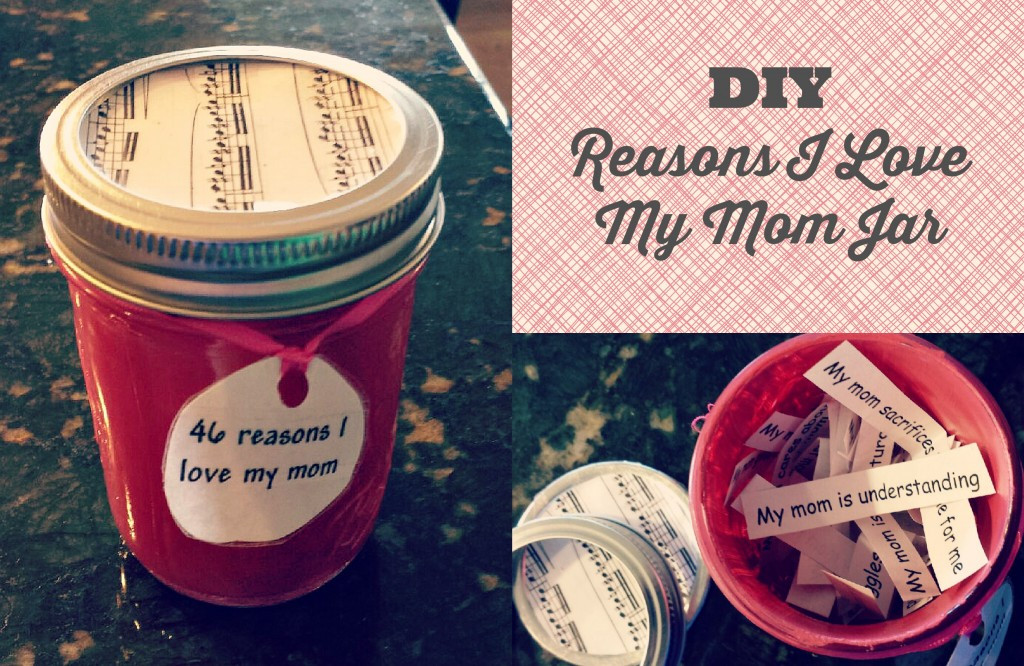 Last Minute Birthday Gifts For Mom  7 Last Minute DIY Mother's Day Gifts from Cul de sac Cool