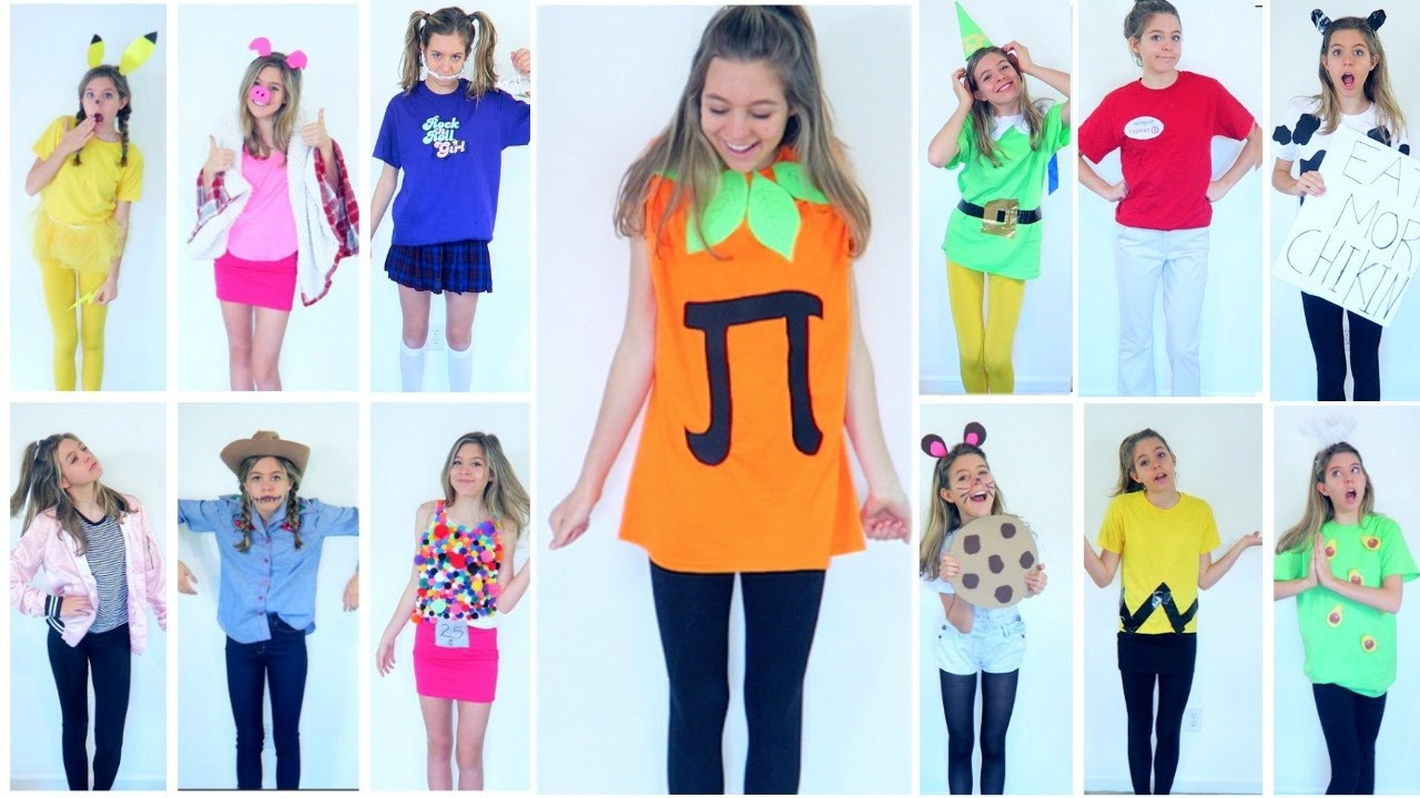 Last Minute DIY Halloween Costumes For Adults  15 DIY Last Minute Halloween Costumes