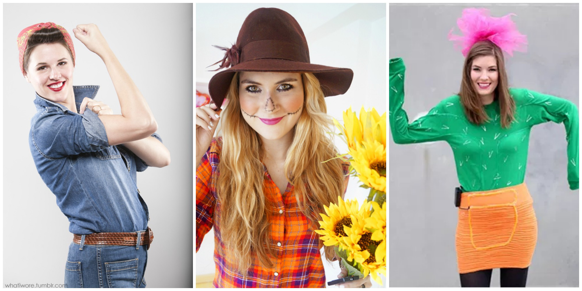 Last Minute DIY Halloween Costumes For Adults  21 DIY Halloween Costumes for Women Easy Last Minute