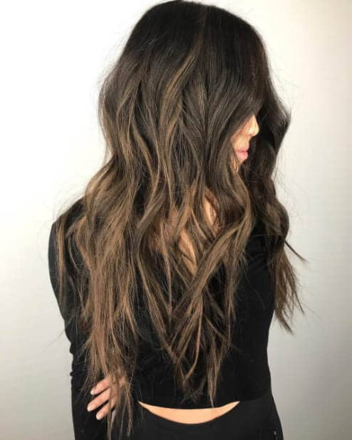 Layered Haircuts Long Hair  44 Trendy Long Layered Hairstyles 2020 Best Haircut For
