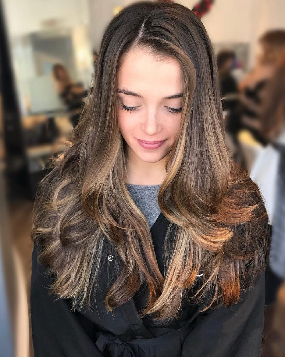 Layered Haircuts Long Hair  26 Prettiest Hairstyles for Long Straight Hair in 2019
