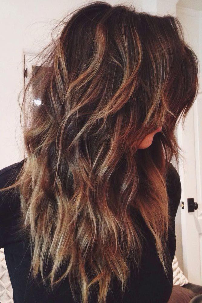 Layered Haircuts Long Hair  20 Glamorous Long Layered Hairstyles for Women Haircuts