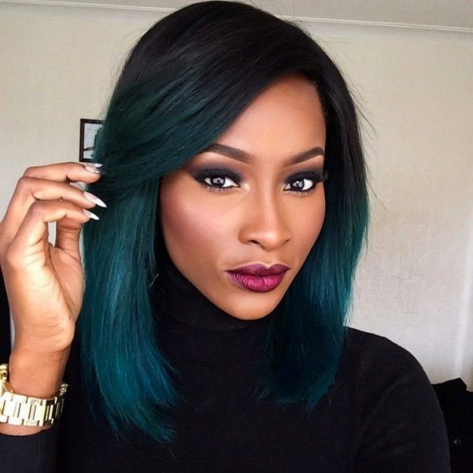 Long Bob Hairstyles For Black Females  TOP 10 Stylish Bob Hairstyles for Black Women in 2020
