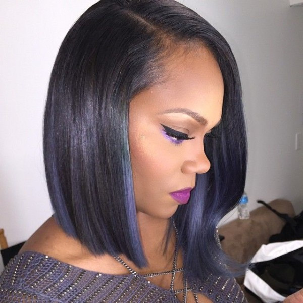 Long Bob Hairstyles For Black Females  22 Simple Bob Hairstyles for Thin Hair Easy Bob Haircuts