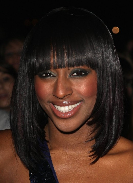 Long Bob Hairstyles For Black Females  30 Short Hairstyles for Black Women