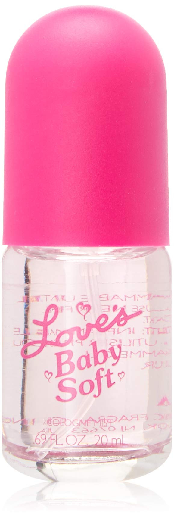 Loves Baby Soft Perfume Gift Sets  Amazon Dana Loves Baby Soft Cologne Spray 1 Ounce