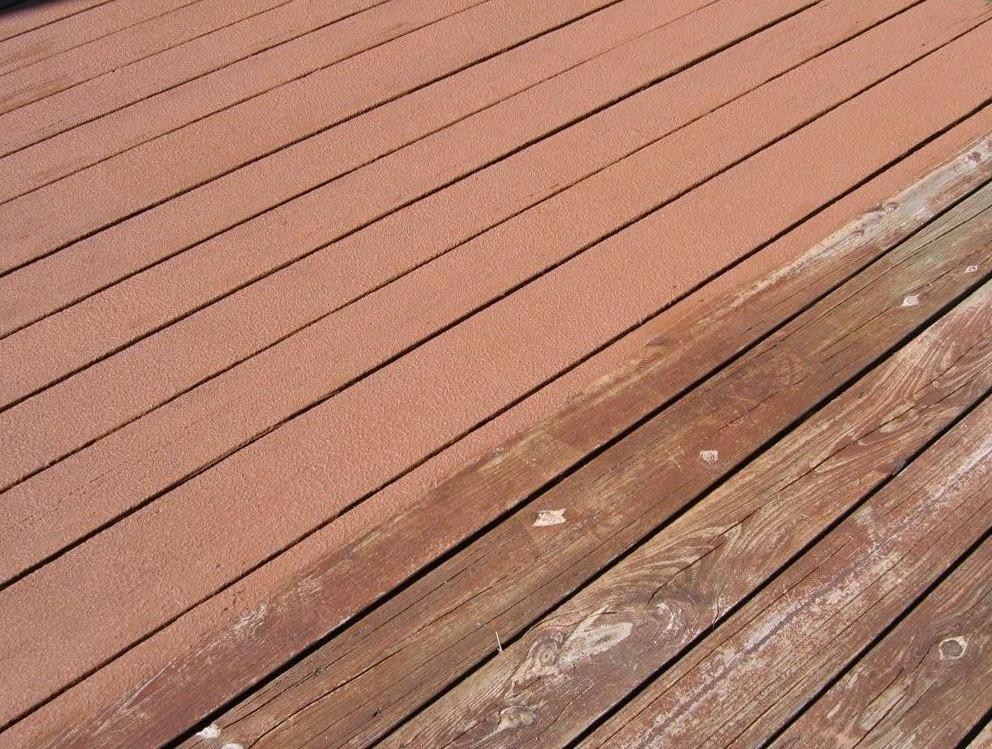 Lowes Deck Paint Restore  Lowes Deck Restore 10x
