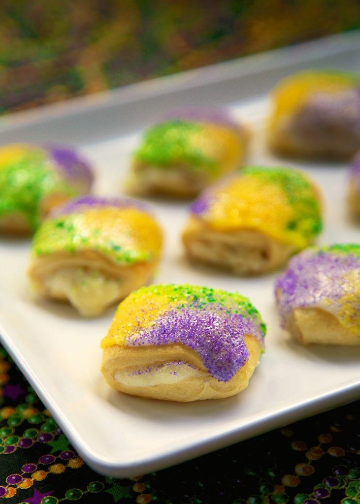 Mardi Gras King Cake Recipe  13 Mardi Gras King Cake Desserts Lolly Jane