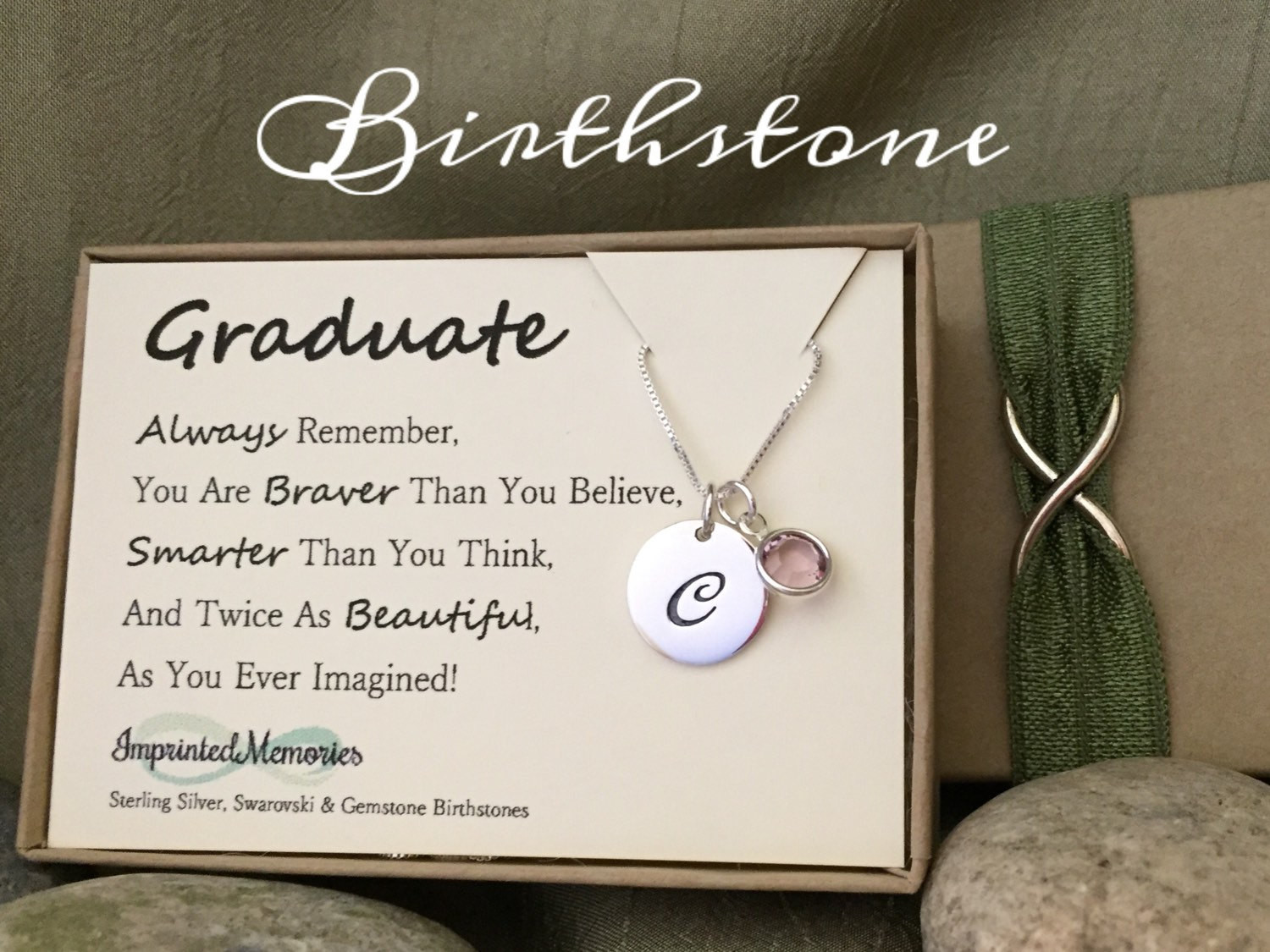 Masters Graduation Gift Ideas For Her  Graduation Gift for Her Graduate Gift by ImprintedMemories