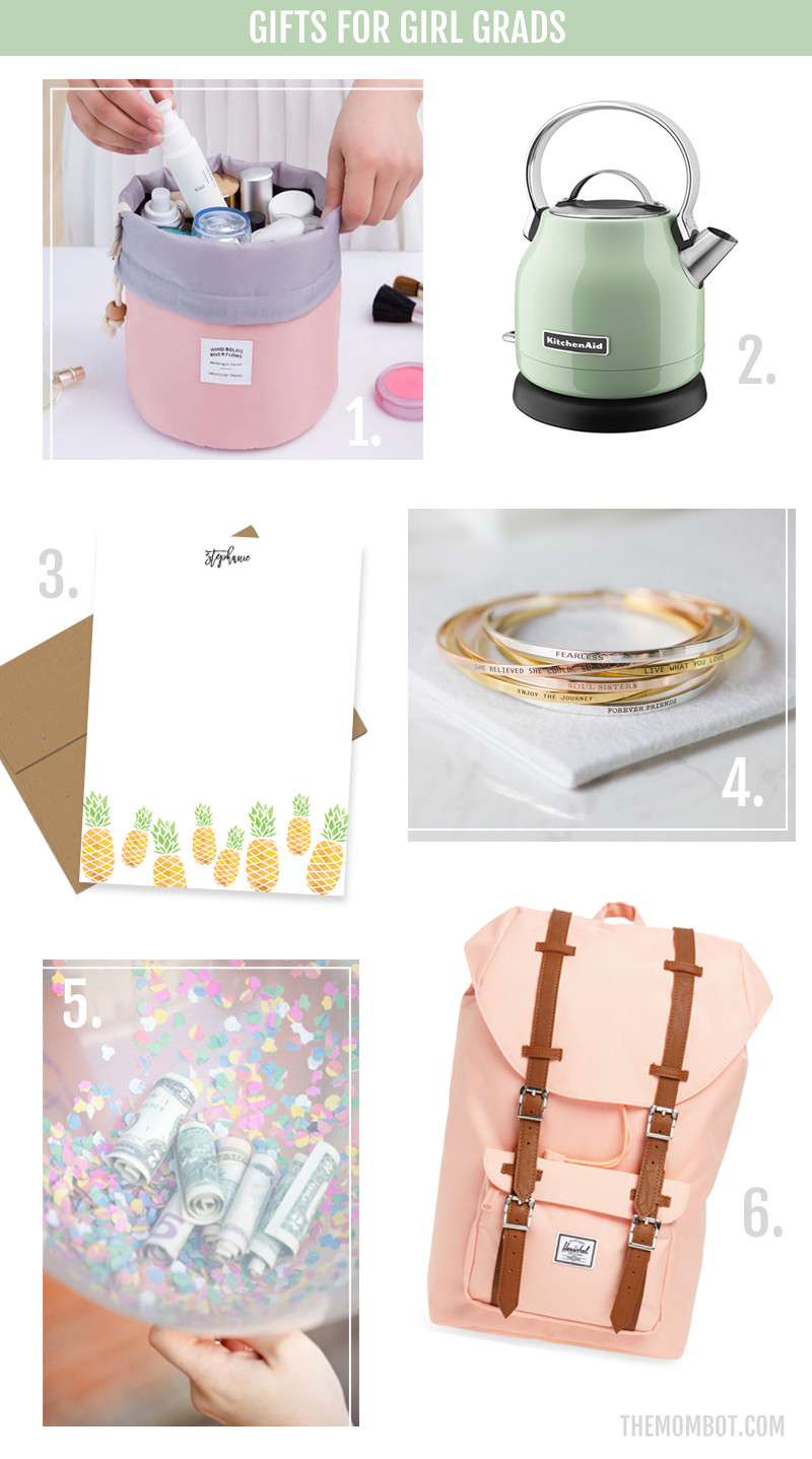 Masters Graduation Gift Ideas For Her  Grad Gifts for Her The Mombot
