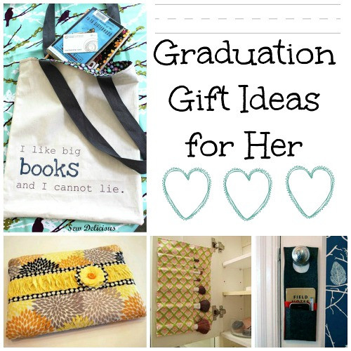Masters Graduation Gift Ideas For Her  How to Decorate Your Dorm Room with 21 Sewing Ideas