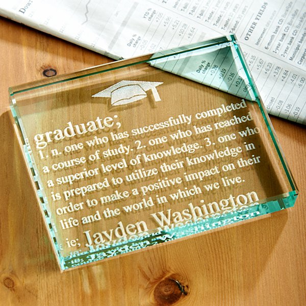 Masters Graduation Gift Ideas For Him  High School Graduation Gifts for Him Gifts