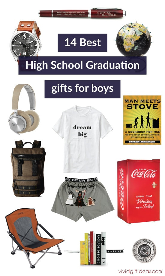Masters Graduation Gift Ideas For Him  14 High School Graduation Gift Ideas for Boys