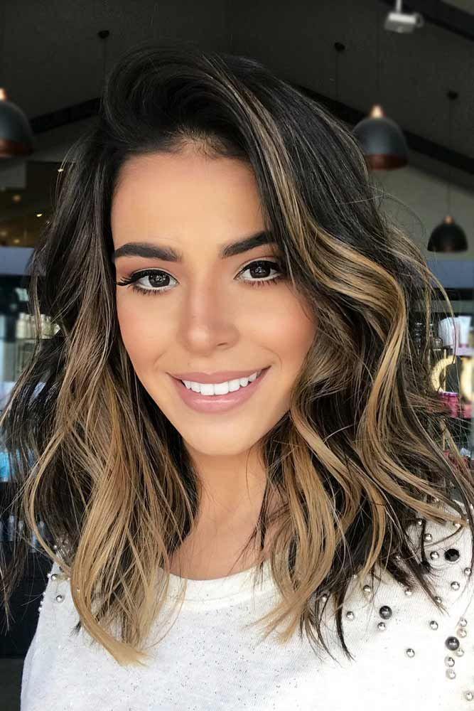 Medium Haircuts Women  35 Stunning Medium Length Hairstyles To Try Now
