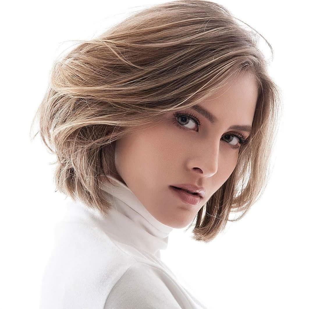 Medium Haircuts Women  10 Medium Bob Haircut Ideas Casual Short Hairstyles for