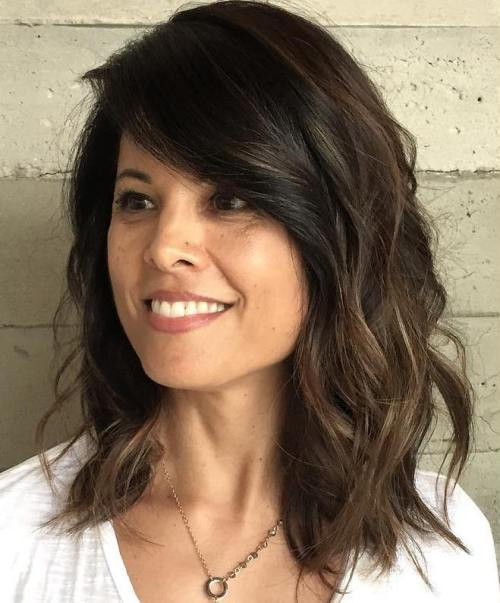 Medium Haircuts Women  20 Fun and Flattering Medium Hairstyles for Women of All Ages