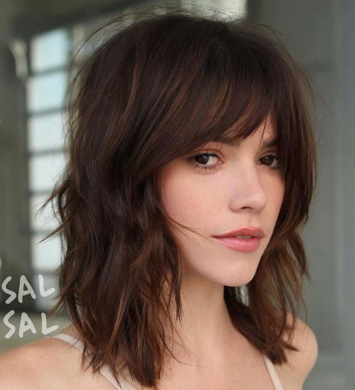 Medium Haircuts Women  60 Fun and Flattering Medium Hairstyles for Women of All Ages