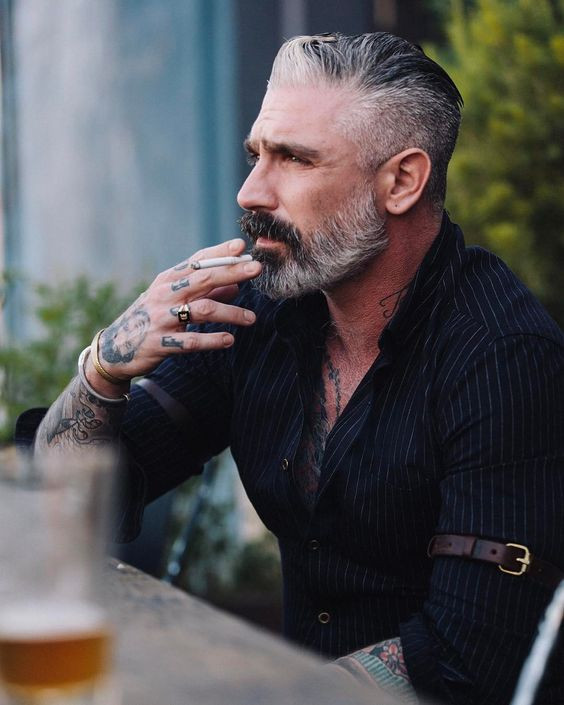 Mens Haircuts Over 50  11 Mens Hairstyles over 50 Years Old – World Trends Fashion