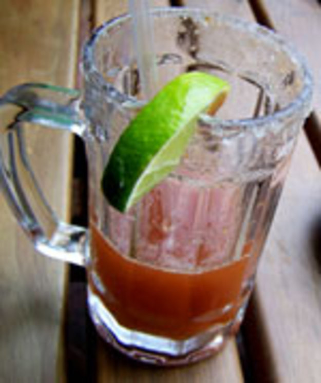 Mexican Beer Cocktails  Michelada Mexican Beer Cocktail Recipe