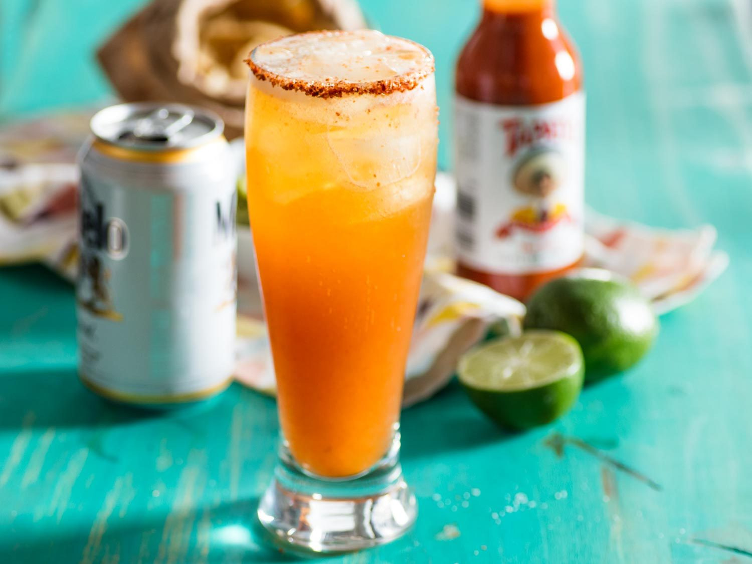 Mexican Beer Cocktails  The Best Michelada Recipe