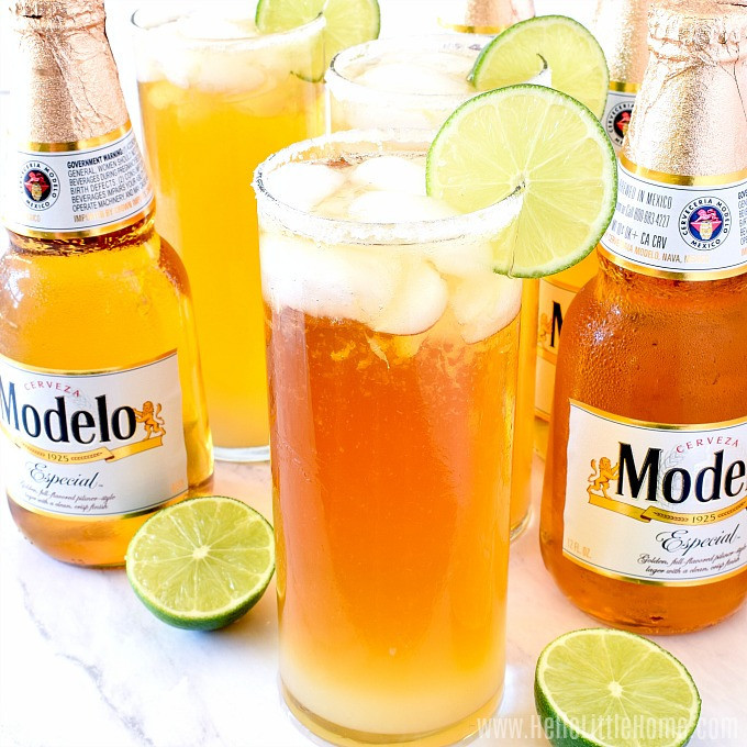Mexican Beer Cocktails  The Best Ideas for Mexican Beer Cocktails Best Round Up