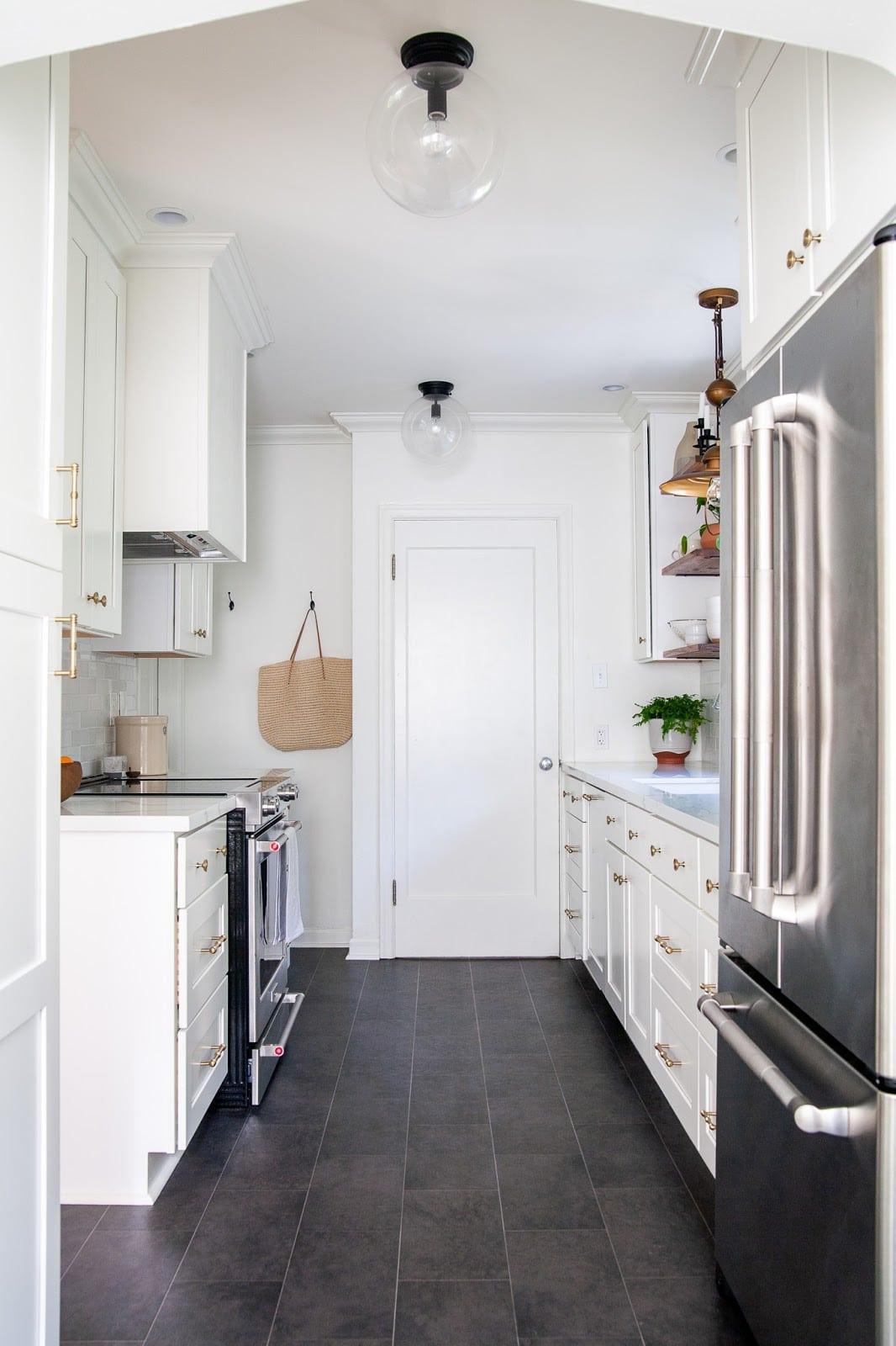 Modern Traditional Kitchen  Modern Traditional Kitchen Renovation Bigger Than the