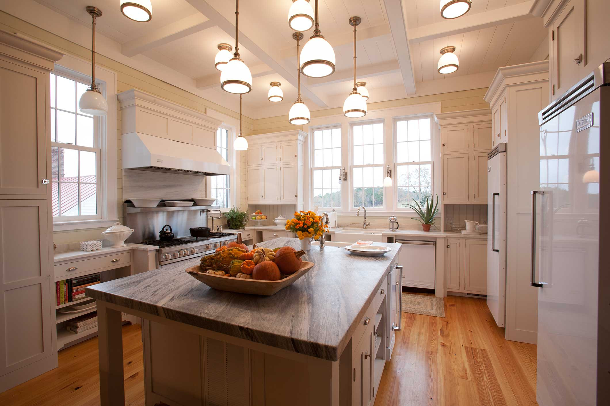 Modern Traditional Kitchen  A Modern Farmhouse Kitchen