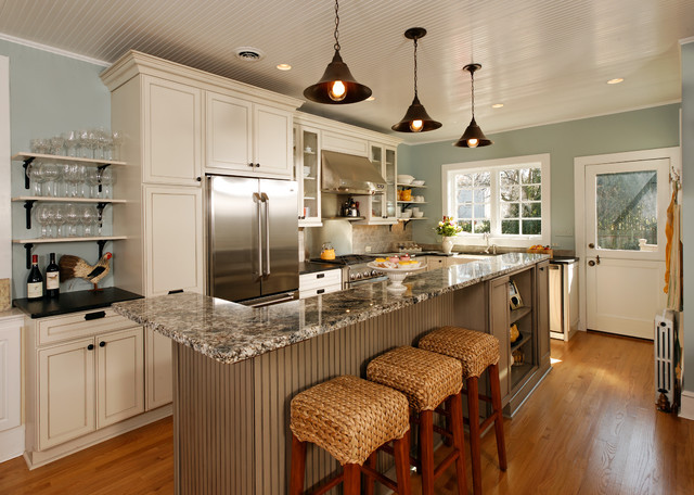 "Modern Traditional Kitchen  ""Modern"" Country Kitchen Traditional Kitchen dc"