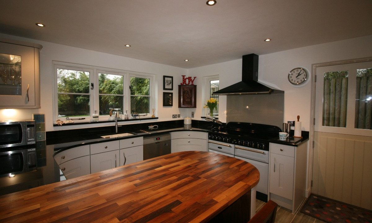 Modern Traditional Kitchen  A Traditional Kitchen with Modern Features KSL Sudbury