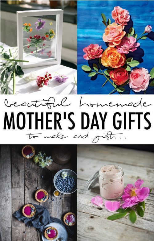 Mother Day Homemade Gift Ideas  8 Last Minute Mother s Day Gift Ideas to DIY Soap Deli News