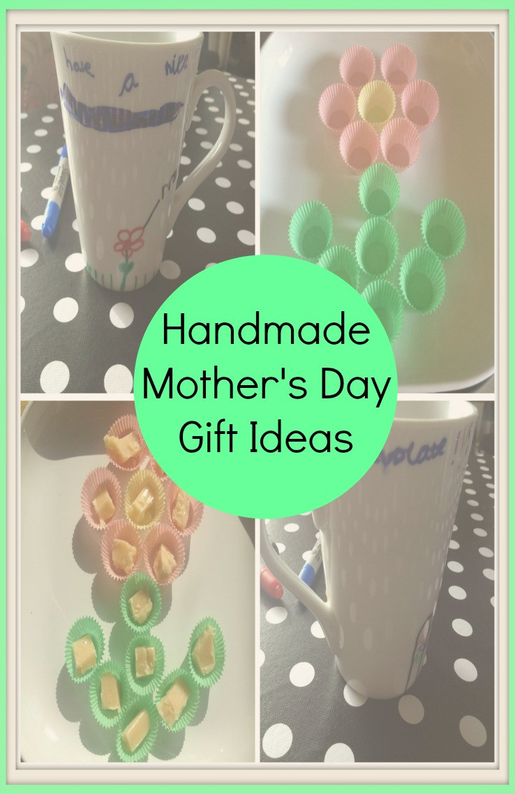Mother Day Homemade Gift Ideas  Handmade Mothers Day Gift Ideas The Life Spicers