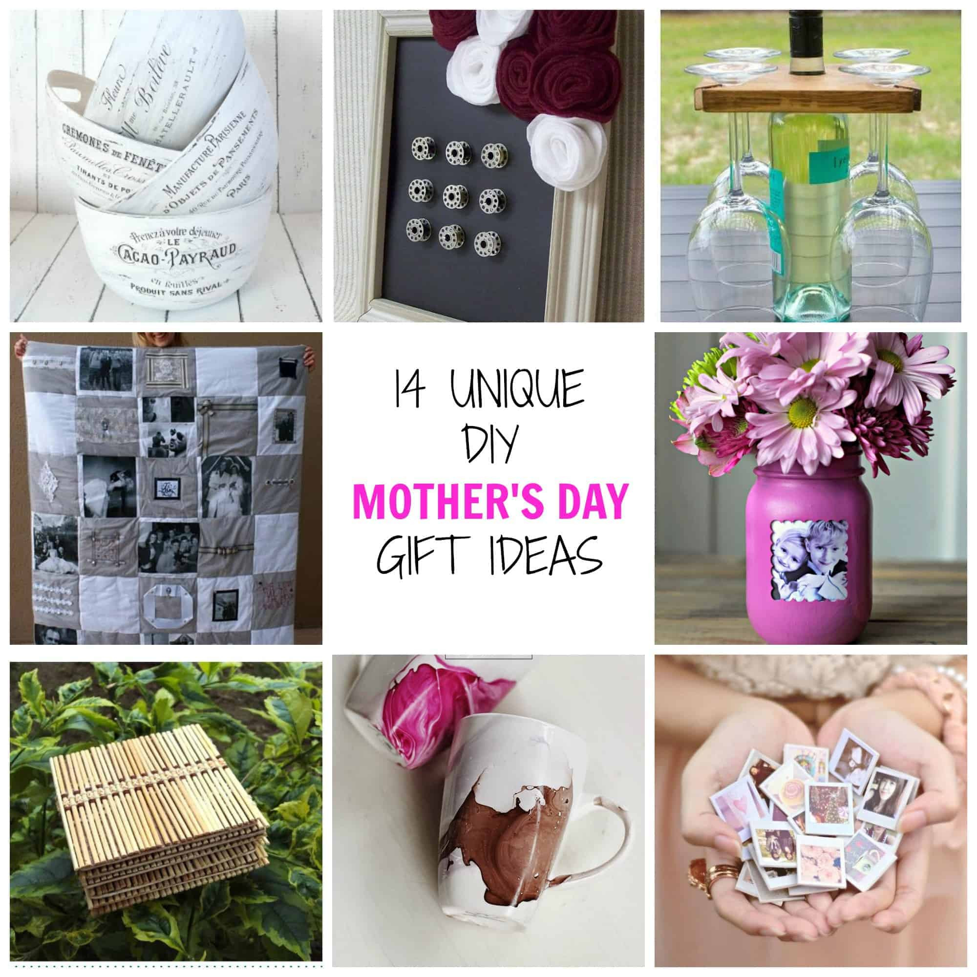 Mother Day Homemade Gift Ideas  14 Unique DIY Mother s Day Gifts Simplify Create Inspire