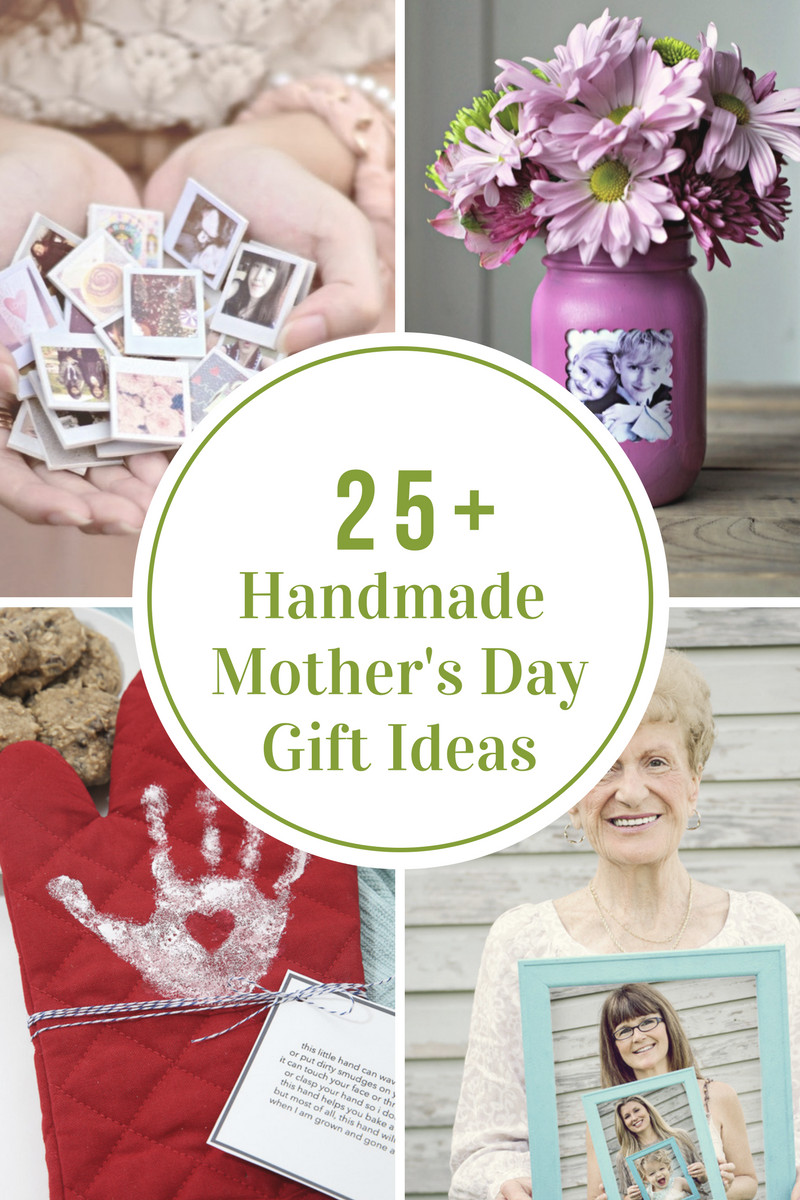 Mother Day Homemade Gift Ideas  43 DIY Mothers Day Gifts Handmade Gift Ideas For Mom