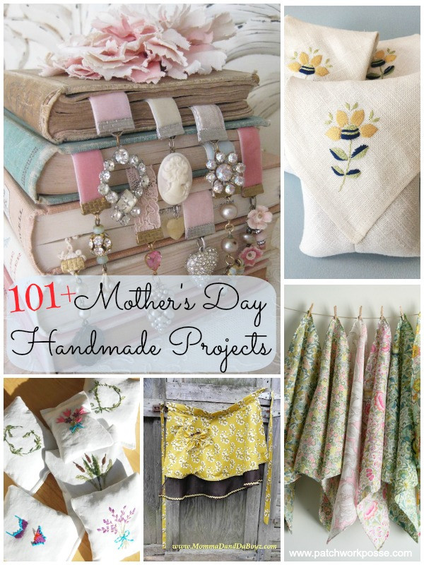 Mother Day Homemade Gift Ideas  102 Homemade Mothers Day Gifts Inspiring Ideas to Make