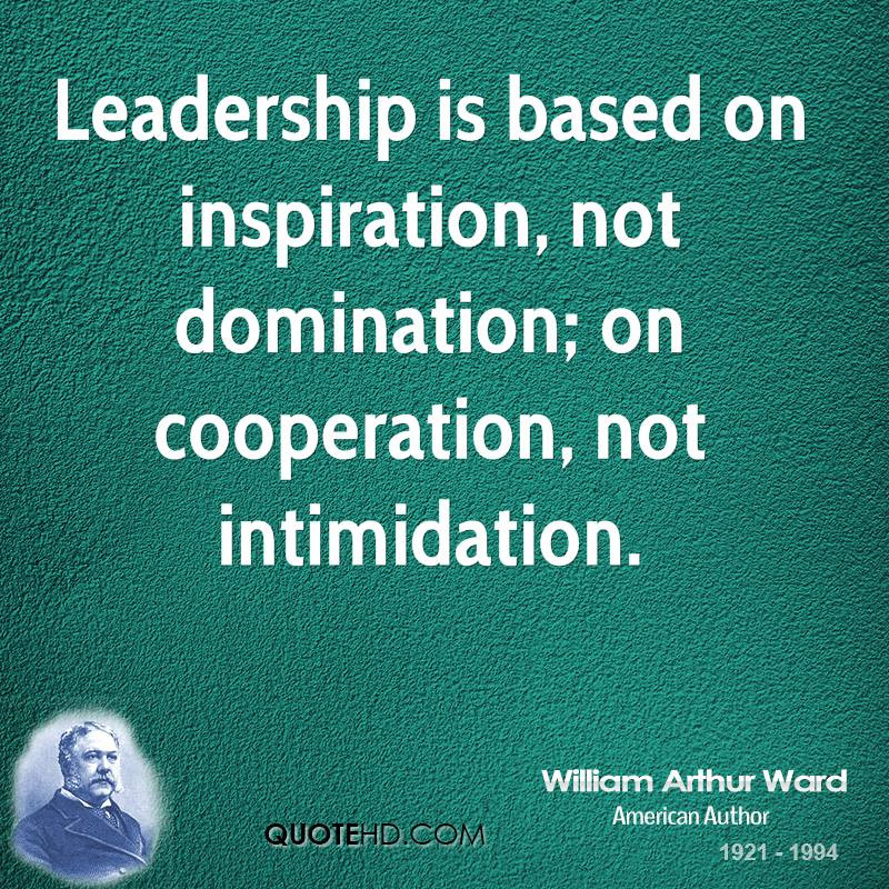 Motivational Leadership Quote  Inspirational Quotes About Leadership QuotesGram
