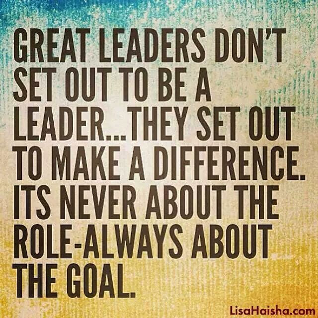 Motivational Leadership Quote  The pelled Educator 5 Inspiring Leadership Quotes