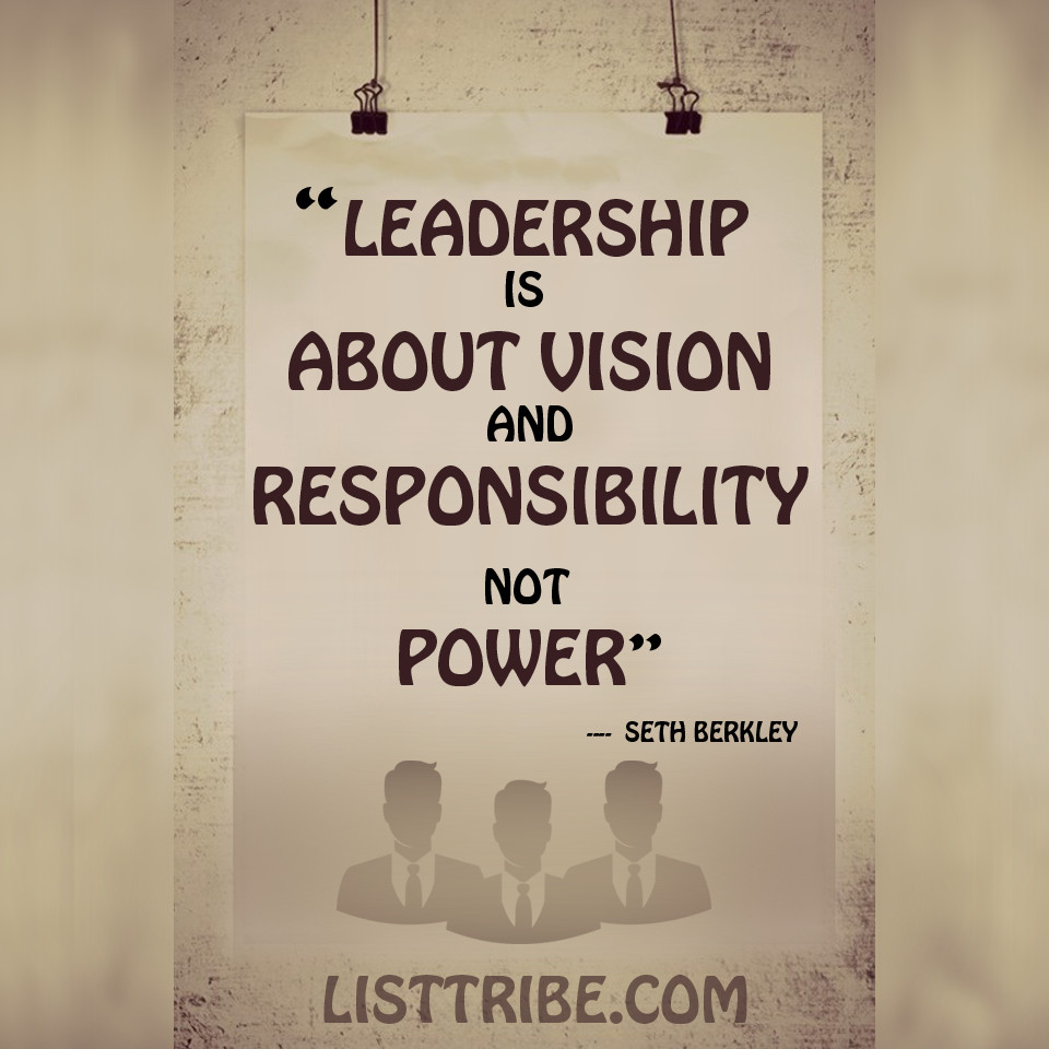 Motivational Leadership Quote  100 Most Inspirational Leadership Quotes And Sayings