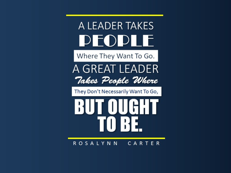 Motivational Leadership Quote  50 Motivational Leadership Quotes
