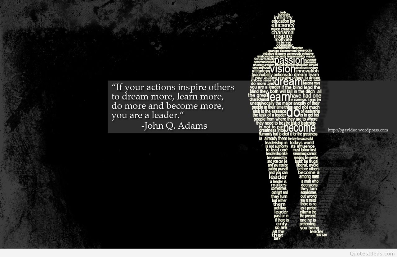 Motivational Leadership Quote  Quotes wallpapers sayings and images hd