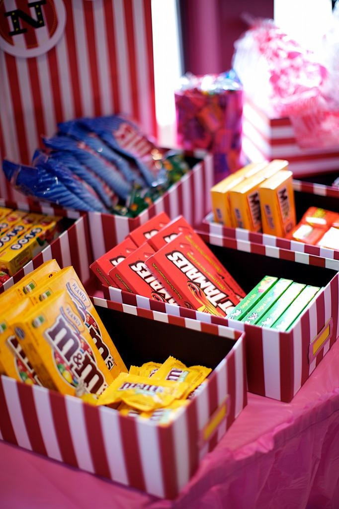 Movie Night Birthday Party  Movie Night Theme Party