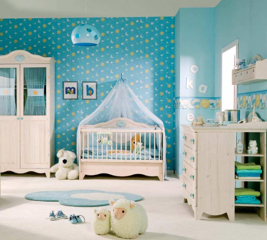 Newborn Baby Boy Room Decor  Wel e Your Baby With These Baby Room Ideas MidCityEast