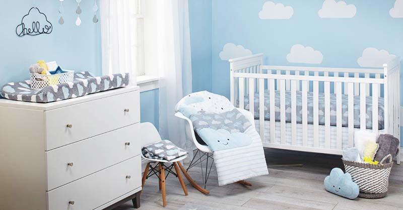 Newborn Baby Boy Room Decor  101 Inspiring and Creative Baby Boy Nursery Ideas