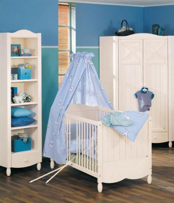 Newborn Baby Boy Room Decor  Newborn Baby Room Decorating Ideas And