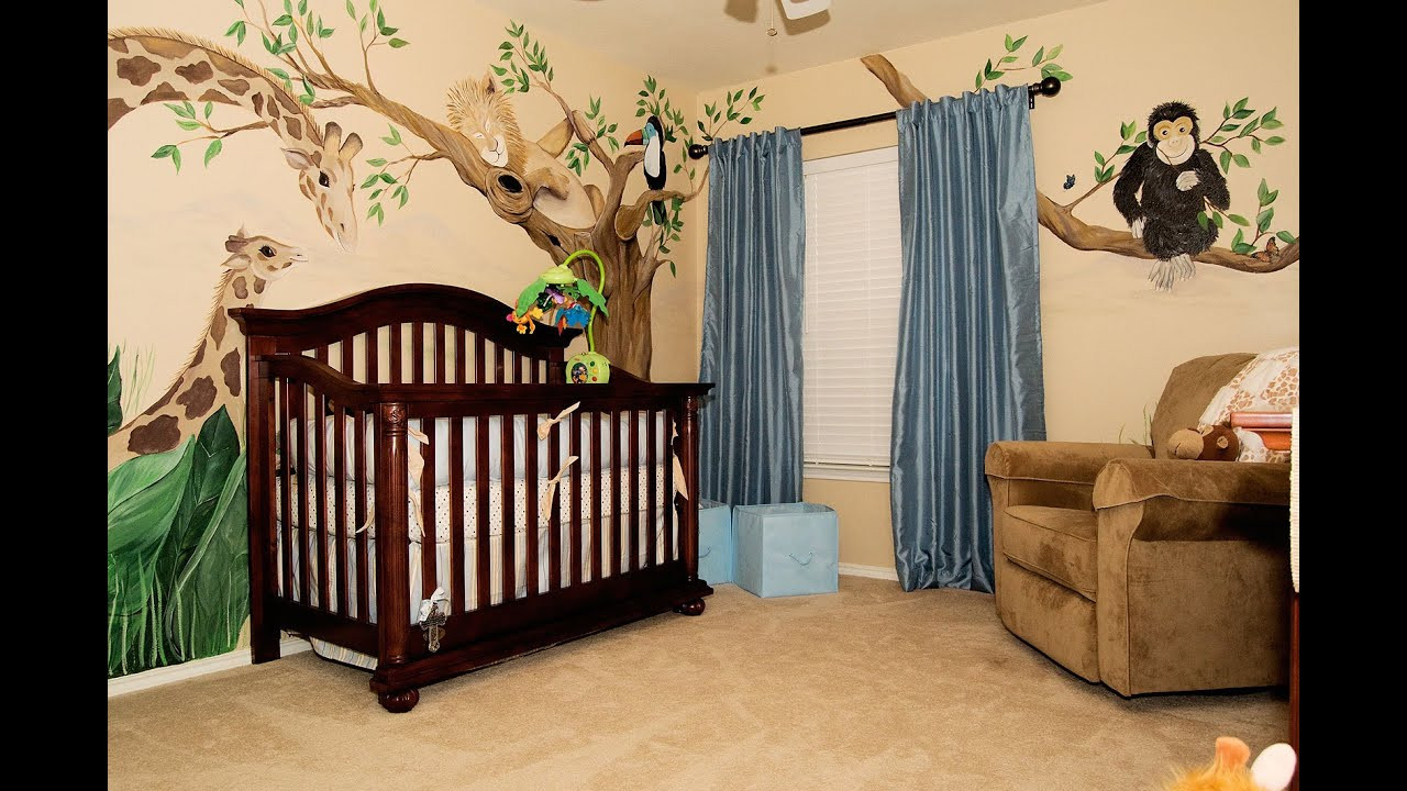 Newborn Baby Boy Room Decor  Delightful Newborn Baby Room Decorating Ideas