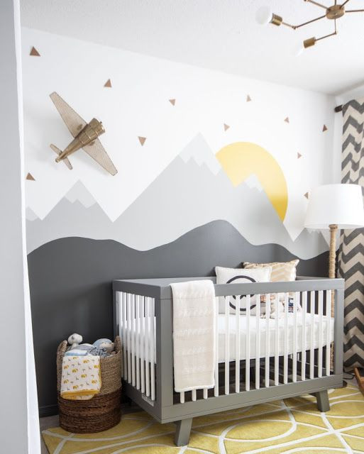 Newborn Baby Boy Room Decor  2414 best images about Boy Baby rooms on Pinterest