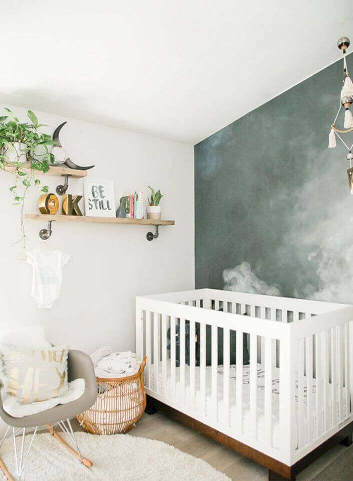 Newborn Baby Boy Room Decor  25 Gorgeous Baby Boy Nursery Ideas to Inspire You