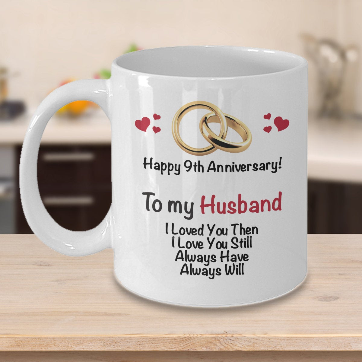 Ninth Anniversary Gift Ideas  9th Anniversary Gift Ideas for Husband 9th Wedding