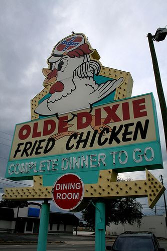 Olde Dixie Fried Chicken  Olde Dixie Fried Chicken Diners Pinterest